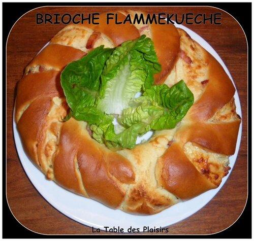 BRIOCHE FLAMMEKUECHE