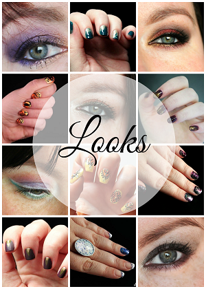 Gallerie - photos - looks - makeup - nail art