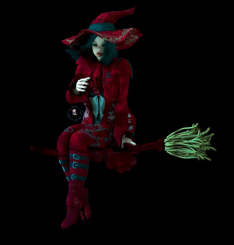 Grendarilouh la sorcière