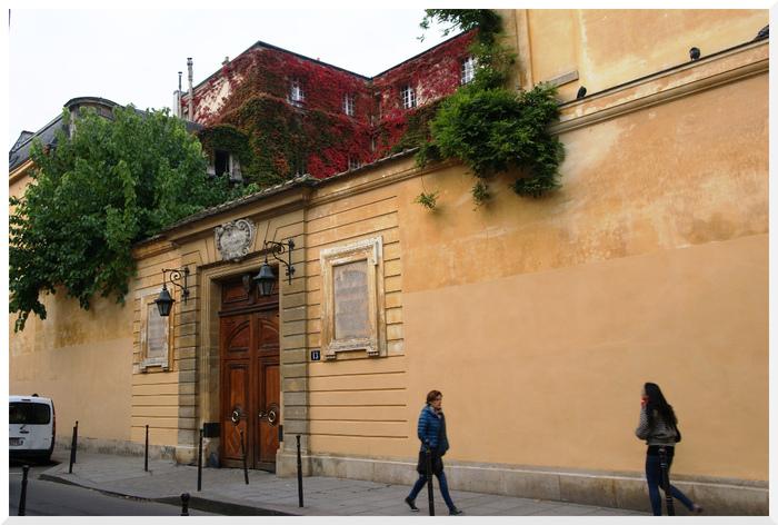 Hôtel de Chatillon.