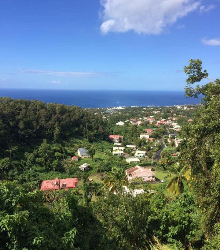 Janvier en Guadeloupe.