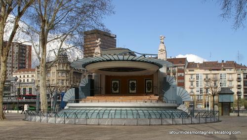 Patrimoine centenaire de Bilbao