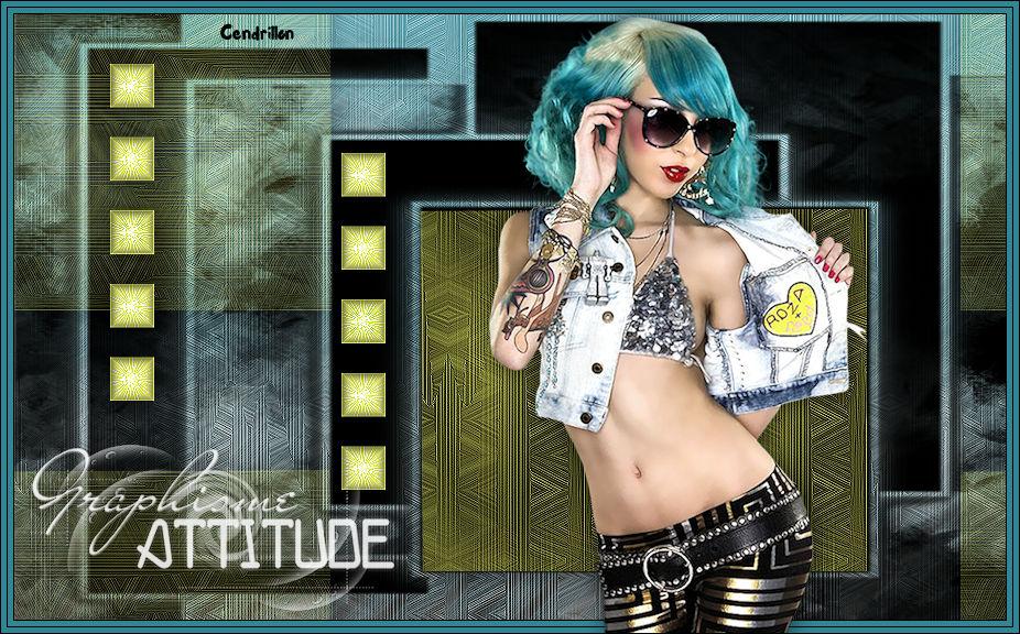 Attitude - Catrien - Traduction Franie Margot