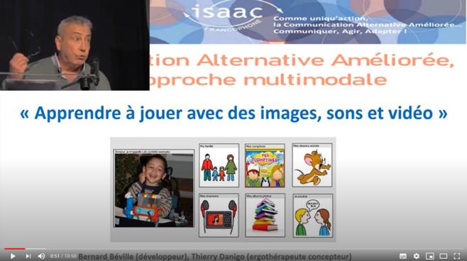 Les vidéos du colloque Isaac de Lille (nov 2019) sont en ligne