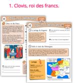 Histoire 1- Avant la France (cm1)