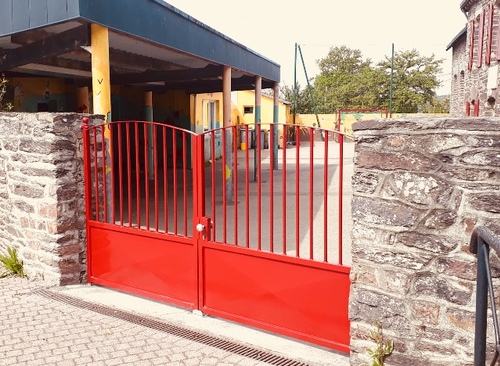 L'école a un nouveau portail !!