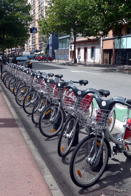 Toulouse : les vélos attendent !