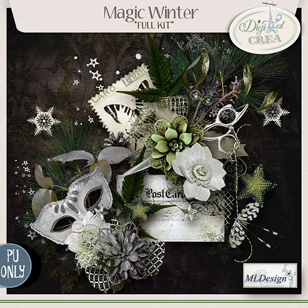 Magic Winter by MLDesign