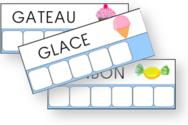 Jeux pour la classe - Autour des lettres de l'alphabet