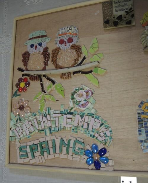 Fresque à Bouvignies- deux mardis en mars