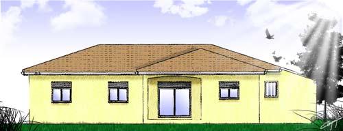 dessins maison faire sa maison etapes de contruction. Black Bedroom Furniture Sets. Home Design Ideas