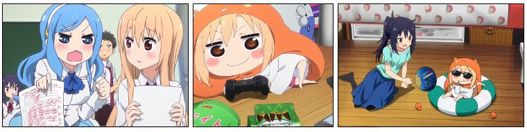 Animation Japonaise ❖  Himouto! Umaru-chan