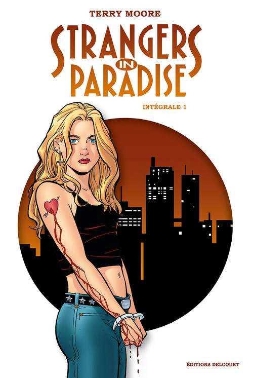 Strangers in paradise - Intégrale Tome 01 - Terry Moore