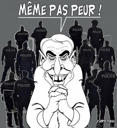 Les Français détestent Macron et voteront quand même pour lui ?