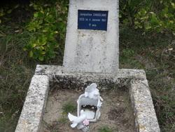 Le cimetière pour enfants de pen Bron à la Turballe (2)