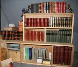 Semaine 1 : Une photo de votre (vos) bibliothèques