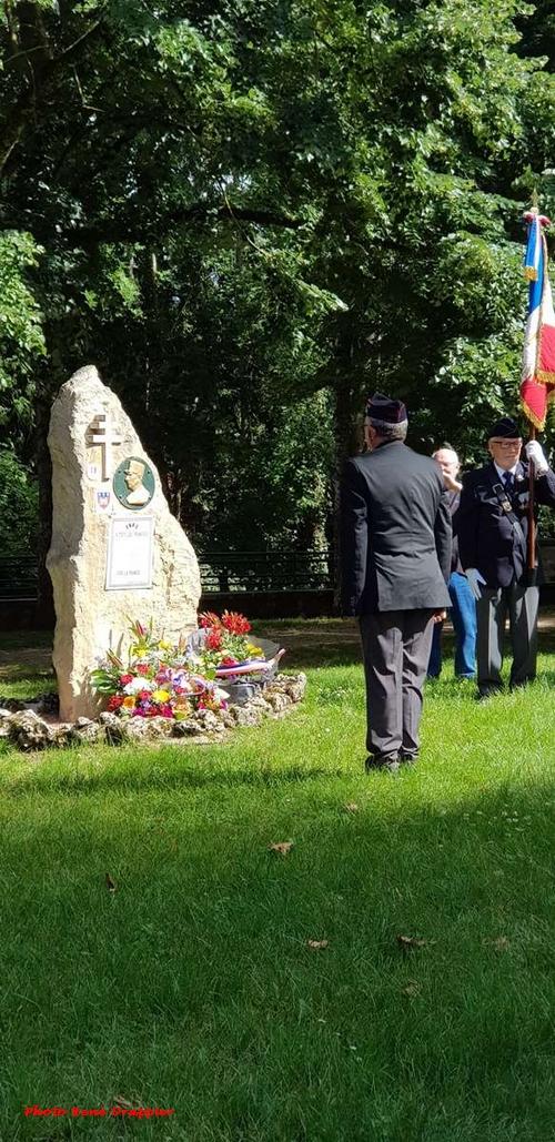 L'Appel du 18 juin a été fêté à Châtillon sur Seine
