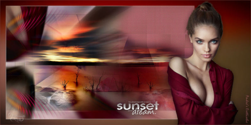 *** Sunset Dream ***