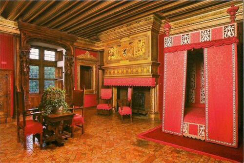Le château de Chenonceau ( 2 )