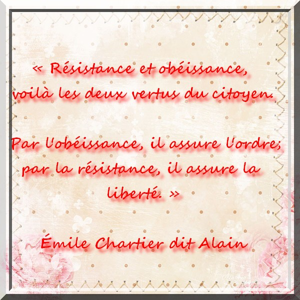 Citations et Proverbes 3: