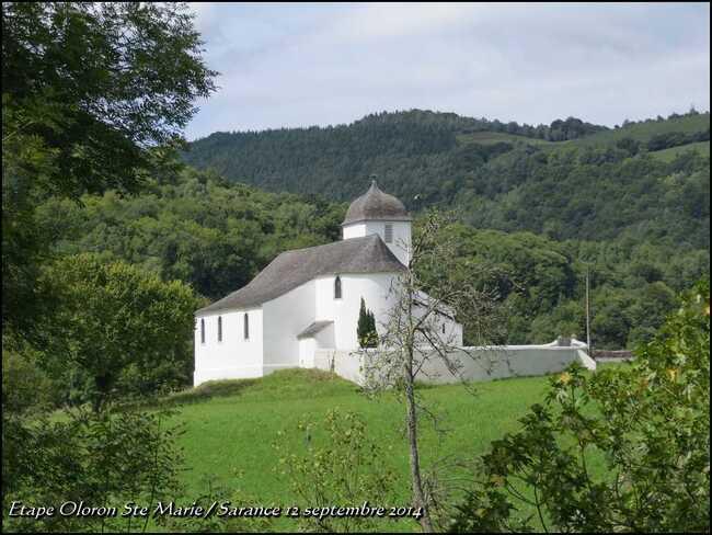 (J12) Oloron-Ste-Marie / Sarrance _24km_ 12 septembre 2013 (2)