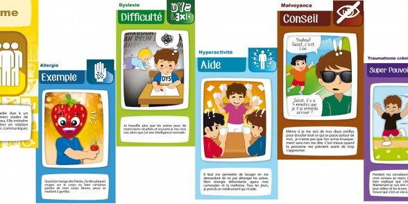 Hand17familles : un jeu de sensibilisation au handicap pour les 6-12 ans