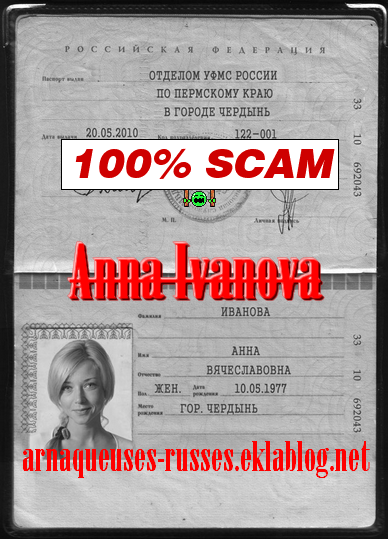 RUSSIAN SCAMMER-43