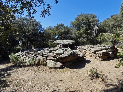 Le Circuit des Trois dolmens depuis Bouletenère