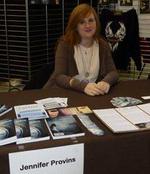 #MonsLivre2014 : Rencontre avec Jennifer Provins