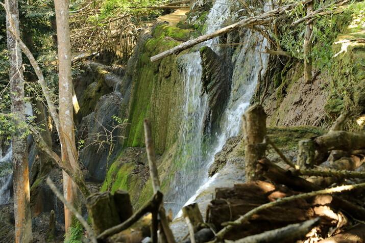Les cascades de Kuang Si, Laos