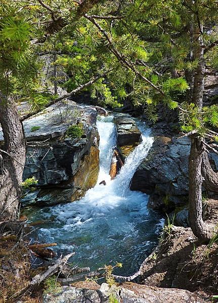Jour 13 Baring Falls