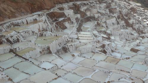 Au pays des Incas