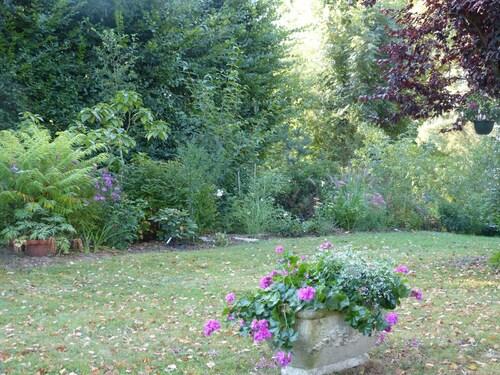 Septembre au jardin