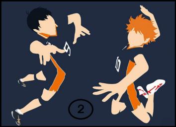 Des petites silhouettes n°2