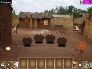 Jouer à Village cobra pearl escape