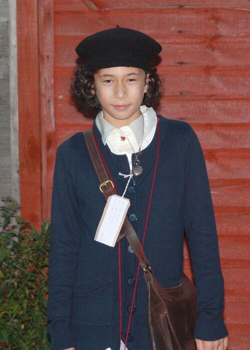 Hélisoa en sortie scolaire