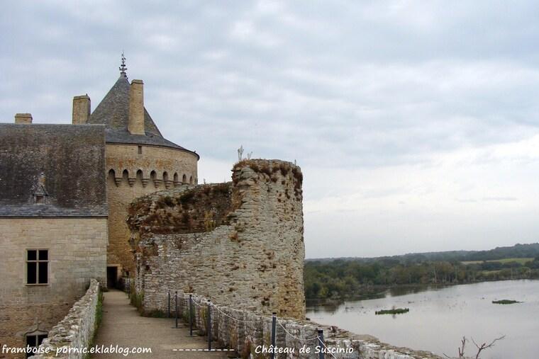 Château de Suscinio à Sarzeau Morbihan