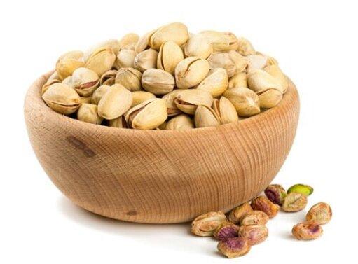 La pistache fait partie des aliments riches en potassium