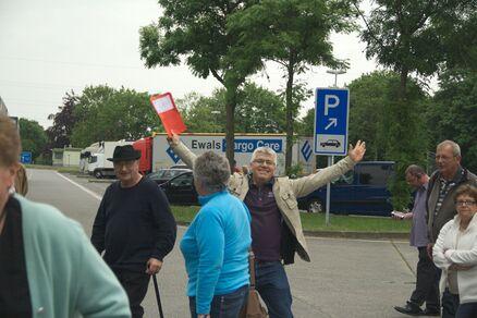 23 mai - Trajet vers Borken