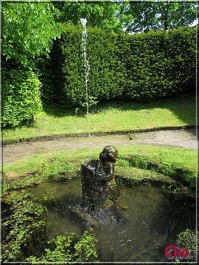 L'eau à Annevoie -Jardins (2)