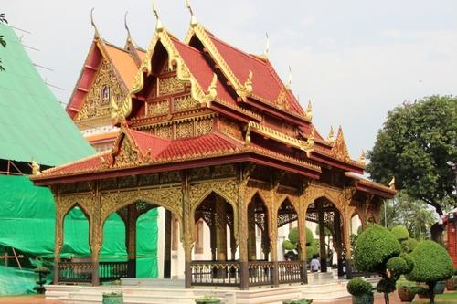Premier jour à Bangkok