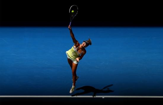 Sharapova 1er tour
