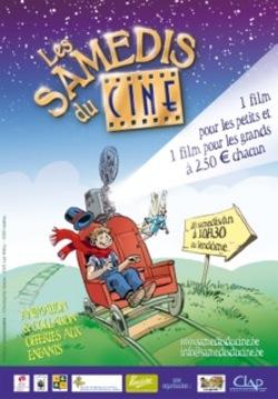 Affiche Les Samedis du Ciné