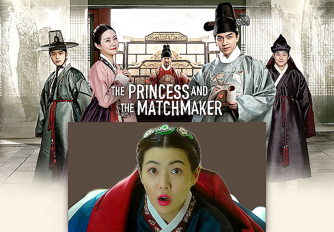 "Film "" The Princess And The Matchmaker "" vostfr"