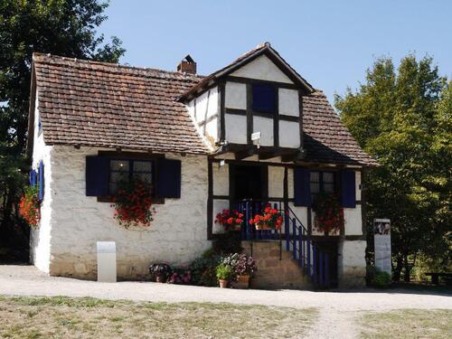 "Maison d""habitation de Gougeheim"