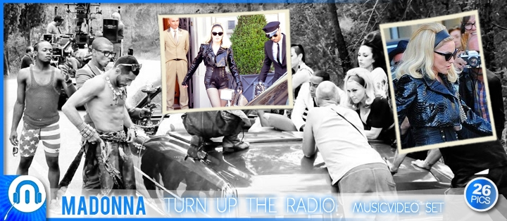Pack Pictures - Turn Up The Radio Music Video