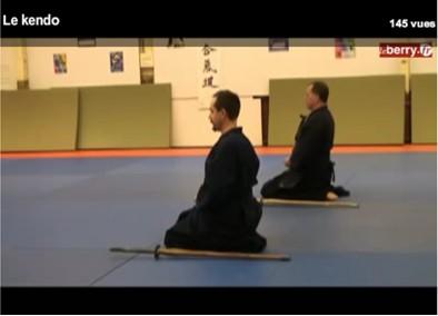 Découverte du Kendo et du club de Bourges
