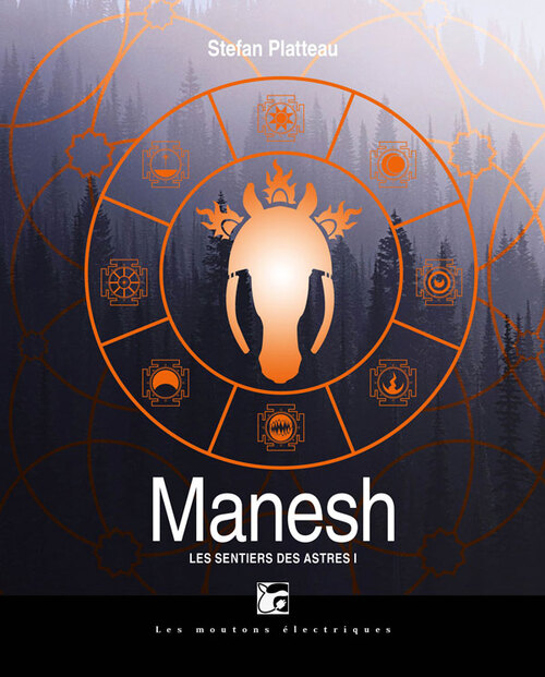 Les Sentiers des Astres, Tome 1 : Manesh