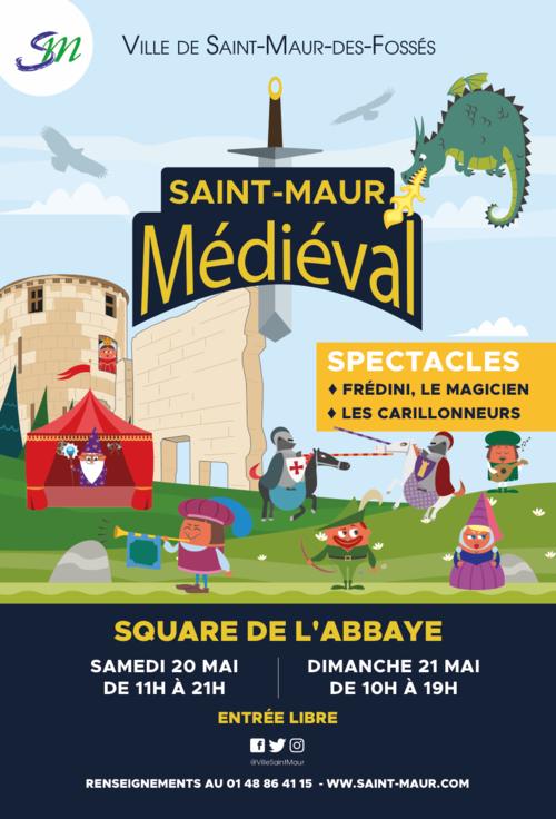 fête médiévale dans ma ville ce dimanche