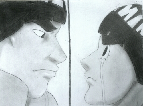 Gai sensei & Rock Lee!!!!!